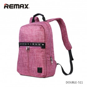 Remax Fashion Notebook Bags - Double 511 - Gray - 3
