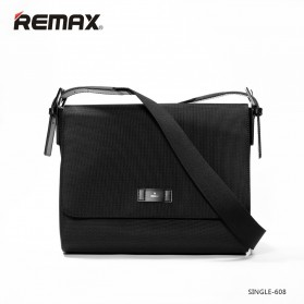 REMAX Travel Bag - Single 608 - Black