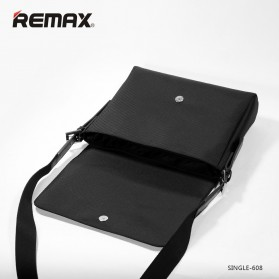 REMAX Travel Bag - Single 608 - Black - 2