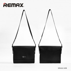 REMAX Travel Bag - Single 608 - Black - 5