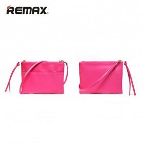 Remax Clutch Bag Fashion - Single 218 - Rose