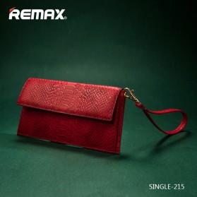 Remax Clutch Bag Fashion - Single 215 - White - 3