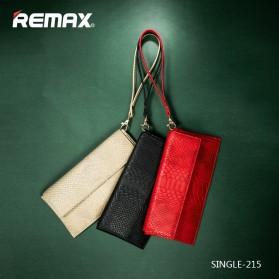 Remax Clutch Bag Fashion - Single 215 - White - 4