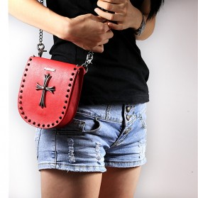 Remax Fashion Bags Rivet Style - Single 216 - Red