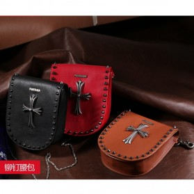 Remax Fashion Bags Rivet Style - Single 216 - Red - 3