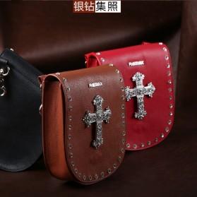 Remax Fashion Bags Diamond Style - Single 216 - Coffee - 2