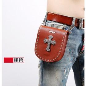 Remax Fashion Bags Diamond Style - Single 216 - Coffee - 4