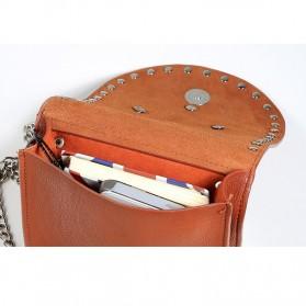 Remax Fashion Bags Diamond Style - Single 216 - Coffee - 6