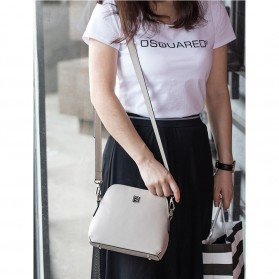 Remax Tas Selempang Wanita Fashion Bags - Single 602 - White - 2