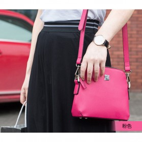 Remax Tas Selempang Wanita Fashion Bags - Single 602 - Red - 1