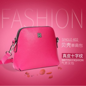 Remax Tas Selempang Wanita Fashion Bags - Single 602 - Red - 4