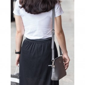 Remax Tas Selempang Wanita Fashion Bags - Single 602 - Dark Gray - 2