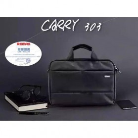 REMAX 303 Series Notebook Bag - Black