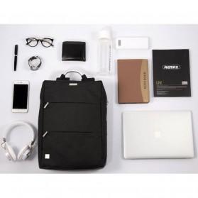 REMAX Tas Ransel Notebook - 525 - Black - 5