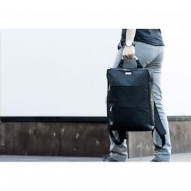 REMAX Tas Laptop Ransel / Jinjing - 525 - Black - 8