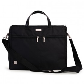 REMAX Tas Selempang Jinjing Notebook - 304 - Black