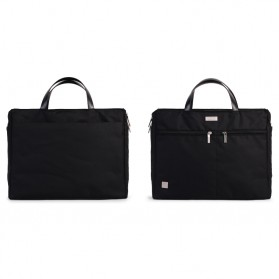 REMAX Tas Selempang Jinjing Notebook - 304 - Black - 3