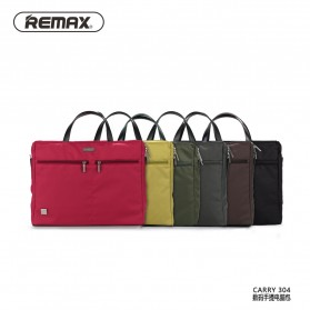 REMAX Tas Selempang Jinjing Notebook - 304 - Black - 4