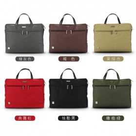 REMAX Tas Selempang Jinjing Notebook - 304 - Black - 8