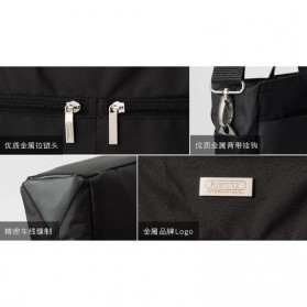 REMAX Tas Selempang Jinjing Notebook - 304 - Black - 11