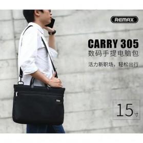 REMAX 305 Series Notebook Bag - Black - 6