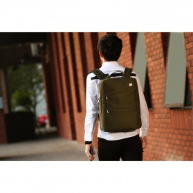 Remax Tas Laptop Ransel / Jinjing - 565 - Black - 3