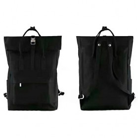 Remax Fashion Notebook Bags - Double 606 - Black