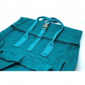 Remax Fashion Notebook Bags - Double 606 - Lake Blue - 2