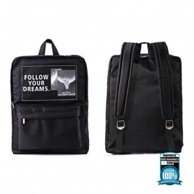 Remax Tas Laptop - Double 607 - Black