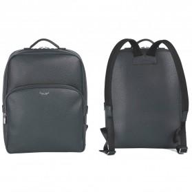 Remax Tas Ransel Kulit - Double 615 - Gray/Black