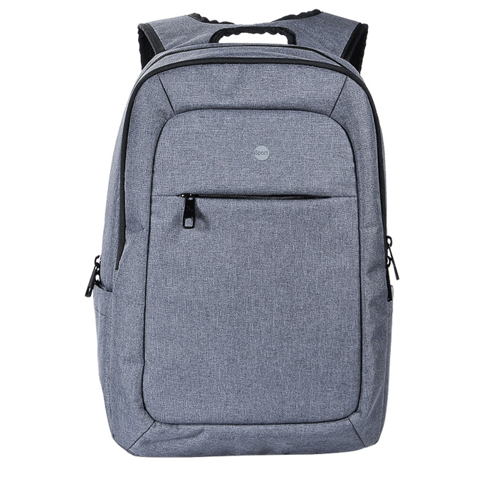 ... Hoco Tas Ransel Laptop Leisure Style Fit To 15 Inch - HS3 - Gray - 1 ...