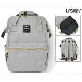 Anello Tas Ransel Oxford 600D Size L - Gray - 3