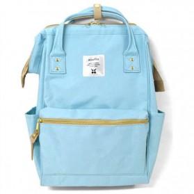 Anello Tas Ransel Oxford 600D Size L - Sky Blue
