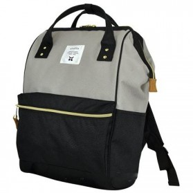 Anello Tas Ransel Oxford 600D Size L - Black/Gray