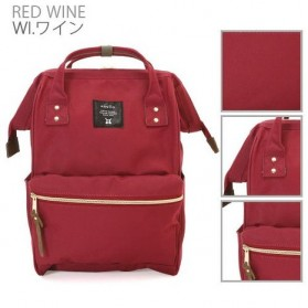 Anello Tas Ransel Oxford 600D Size L - Red - 3
