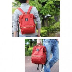 Anello Tas Ransel Oxford 600D Size L - Red - 11