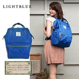 Anello Tas Ransel Oxford 600D Size L - Light Blue - 2