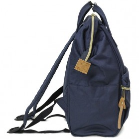 Anello Tas Ransel Oxford 600D Size L - Blue - 2