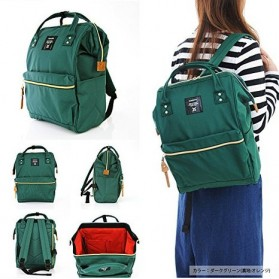 Anello Tas Ransel Oxford 600D Size L - Green - 2