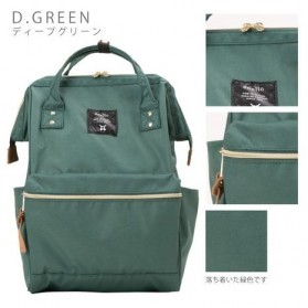 Anello Tas Ransel Oxford 600D Size L - Green - 3