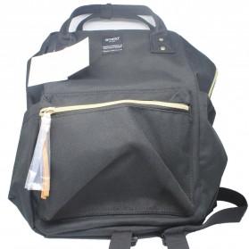 Anello Tas Ransel Oxford 600D Size S - Black