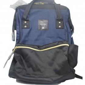 Anello Tas Ransel Oxford 600D Size S - Blue/Black