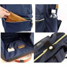 Anello Tas Ransel Oxford 600D Size S - Blue - 6