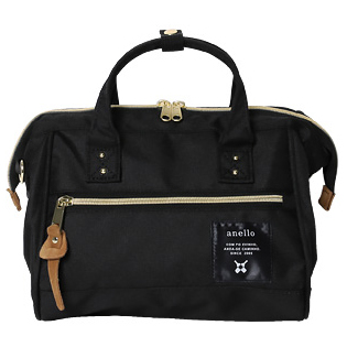 ... Tas Selempang Wanita Anello Handle Fashion Shoulder Bag S Size - Black  - 1 ... d1e7de7974