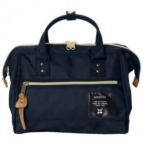 Tas Selempang Wanita Anello Handle Fashion Shoulder Bag S Size - Blue
