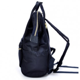 Anello Tas Ransel Light Shinny Nylon - Black - 2