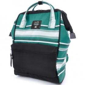 Anello Tas Ransel Stripe Series Size L - Green/Black