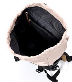 Anello Tas Ransel Buckle Nylon - Black - 5