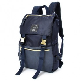 Anello Tas Ransel Buckle Nylon - Dark Blue