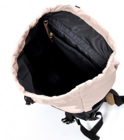 Anello Tas Ransel Buckle Nylon - Khaki - 5